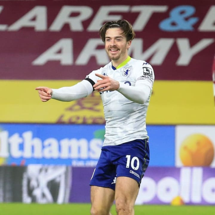 Grealish has become a real star - and could become one of the Premier League's highest paid Englishmen