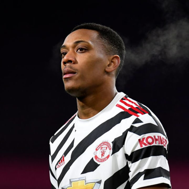 Anthony Martial has been poor this season but his performances previously have showed that he has got the level required if needed