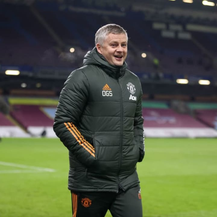 Solskjaer has been delighted with James' resurgence