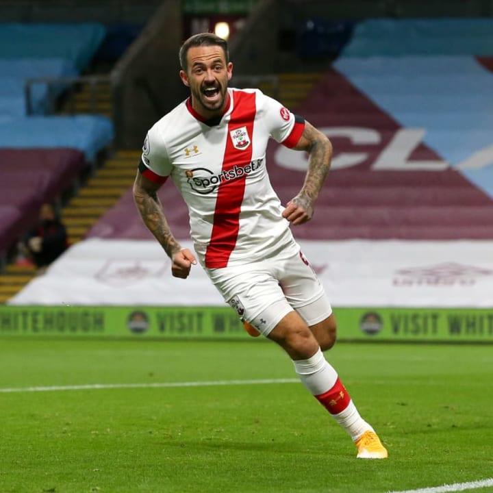 Ings has enjoyed a career renaissance with Southampton