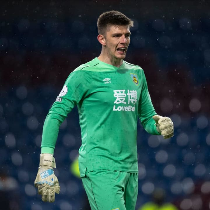 Nick Pope could be tempted away from Burnley