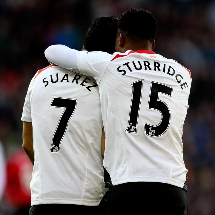 Daniel Sturridge, Luis Suarez