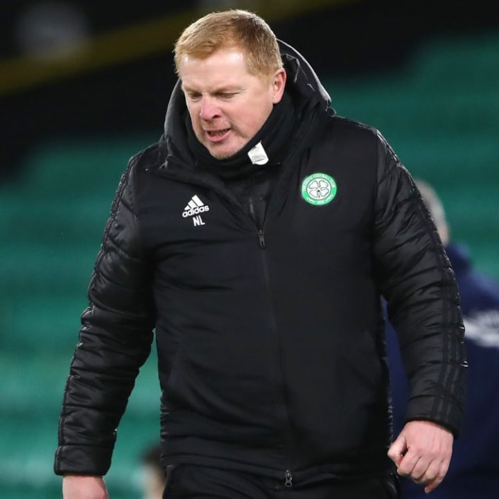 Neil Lennon was relieved of his Celtic duties earlier this season
