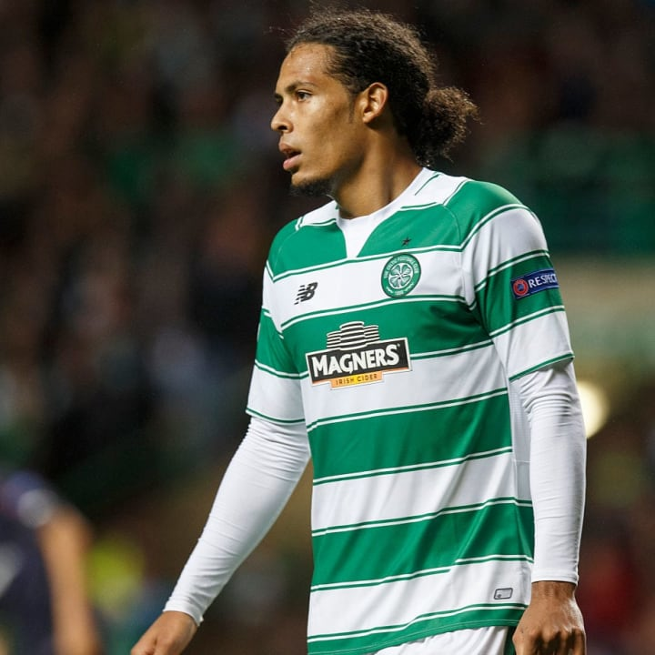 The Dutchman's Celtic career brought him to the attention of Premier League clubs
