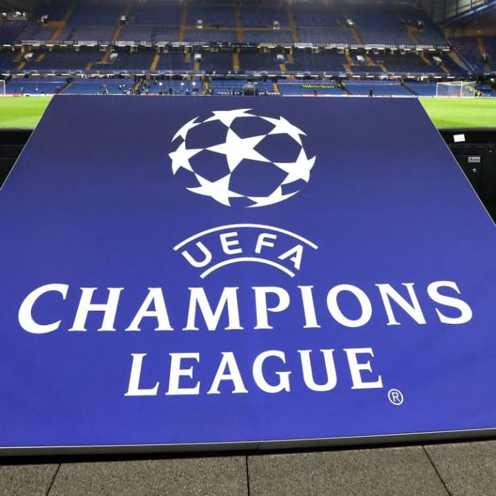 The Champions League is one of the competitions to be impacted by the change