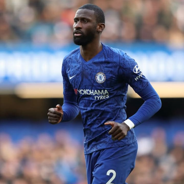 Antonio Rudiger is yet to feature for Chelsea this season