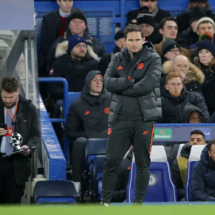 Frank Lampard is keen to add experienced talents to his young brigade at Stamford Bridge
