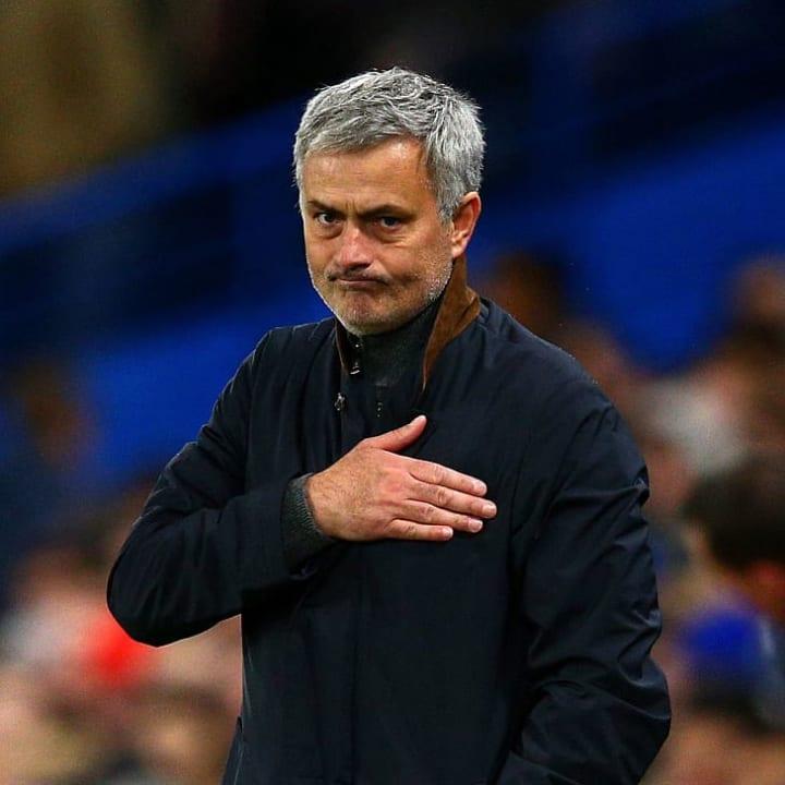Jose Mourinho endured a mixed return to Chelsea