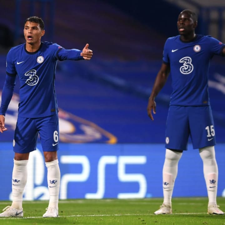 Chelsea's first choice centre back pairing have been largely good this season