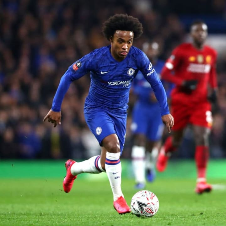 Willian wants a three-year contract