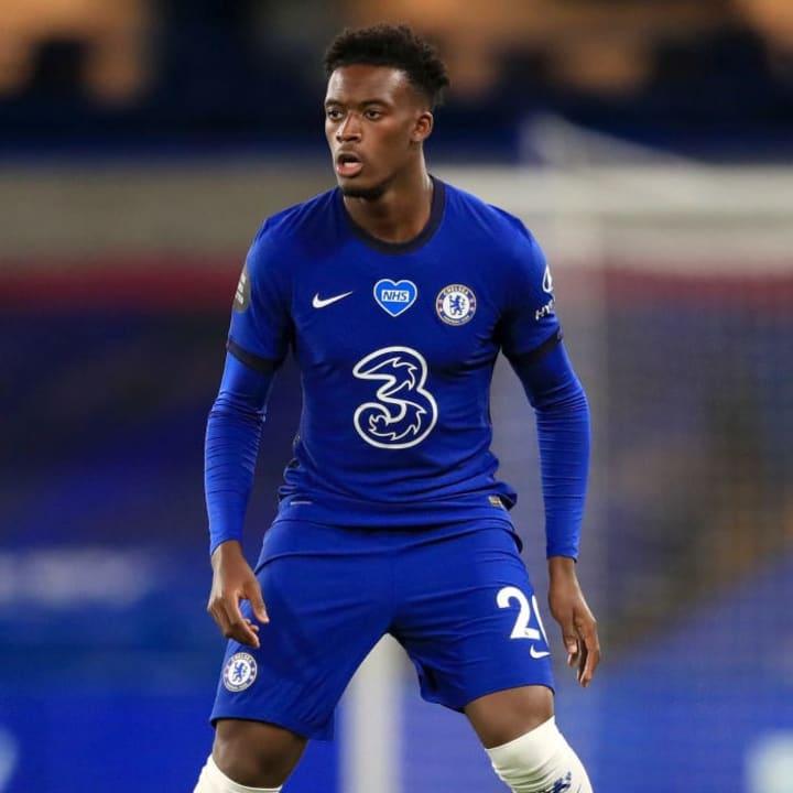 Callum Hudson-Odoi bleibt weiterhin beim FC Chelsea
