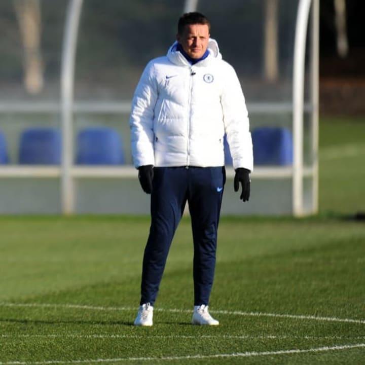 Frank Lampard, Joe Edwards