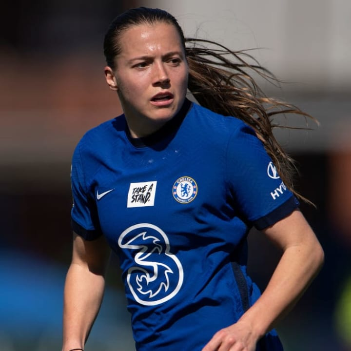 Chelsea favourite Fran Kirby is back to her best