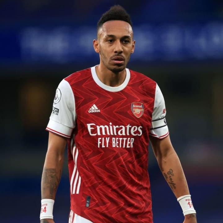 Pierre-Emerick Aubameyang will be lucky to be playing in the Europa Conference League