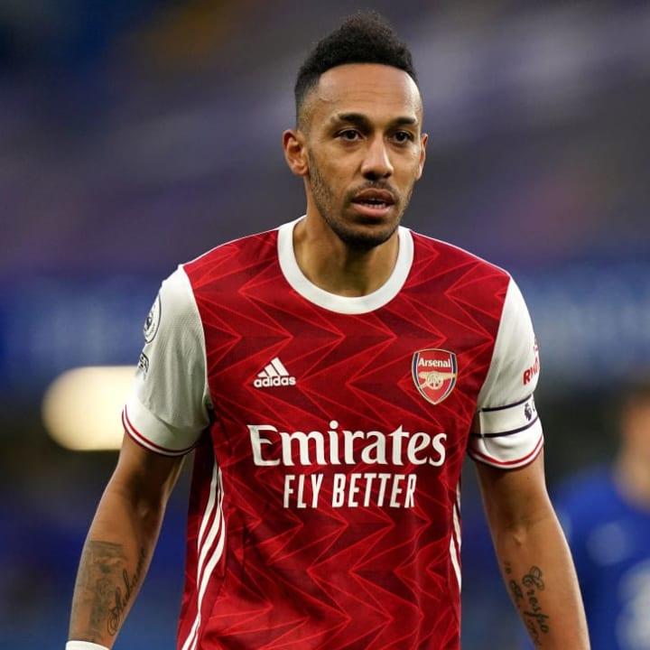 Pierre-Emerick Aubameyang had a huge hand in Arsenal's opener
