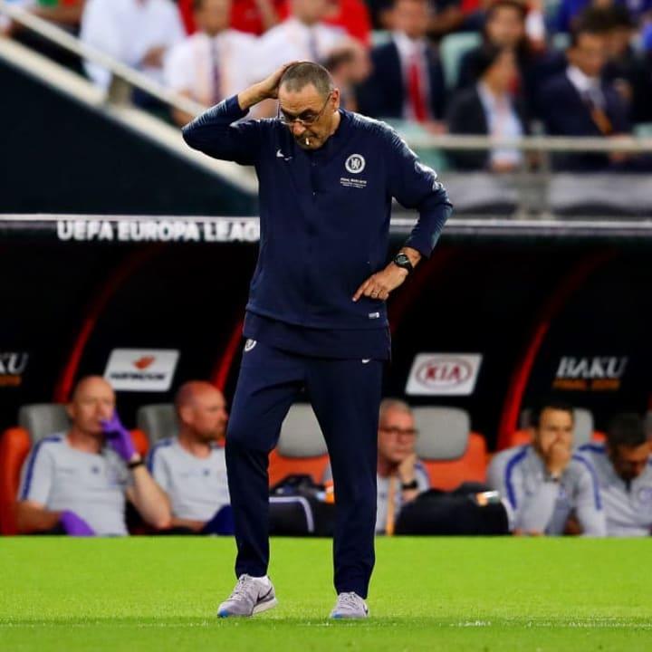Chelsea v Arsenal - Final Liga Eropa UEFA