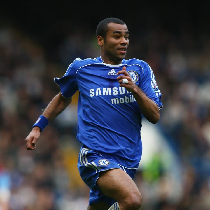 Ashley Cole was arguably the best left-back in the world at one point
