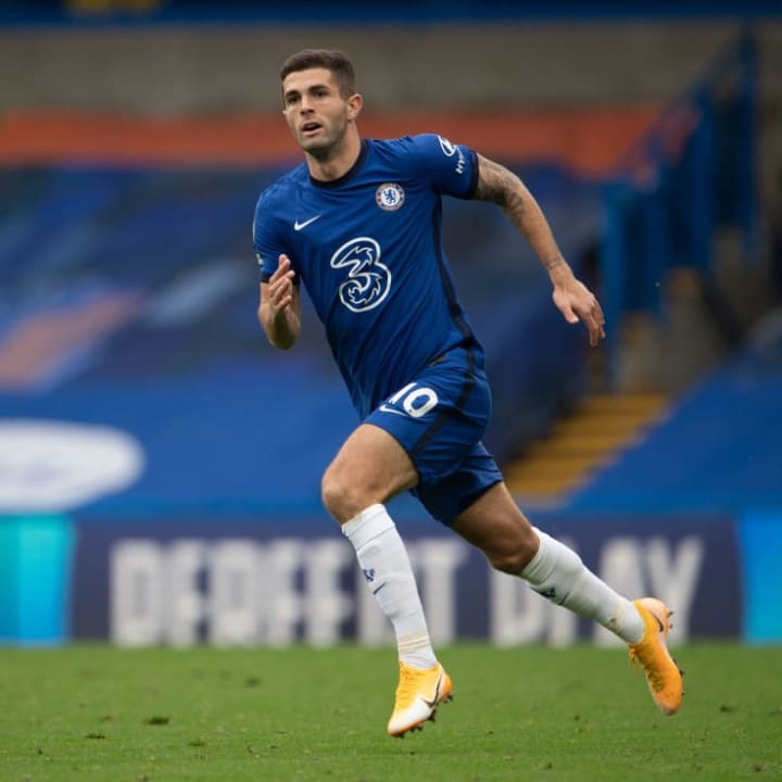 Chelsea struck a similar deal for Pulisic