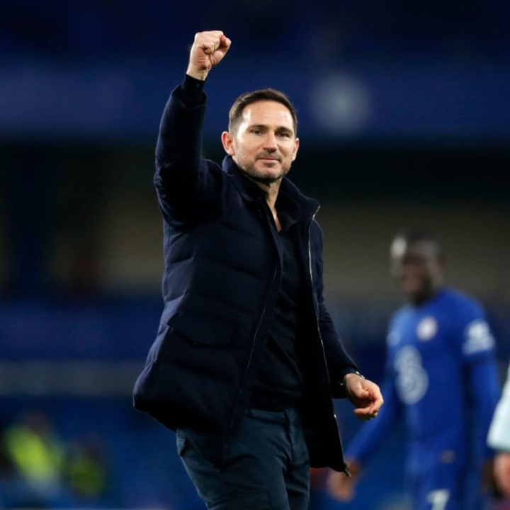 Lampard knows there is still work to do