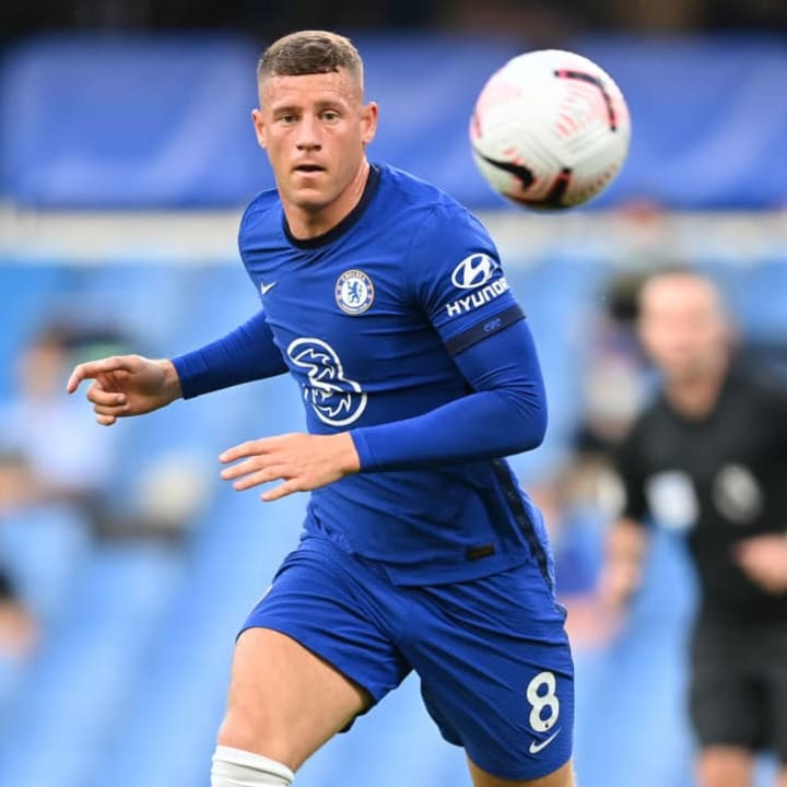 Barkley was told he wouldn't be a Chelsea regular this season