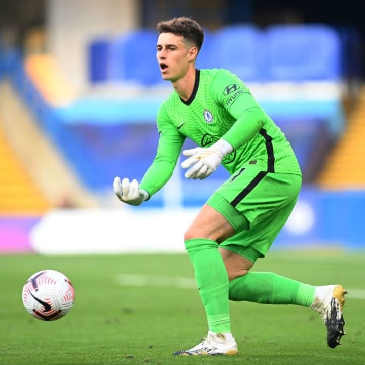 Kepa could be in line to return should Mendy not recover in time for Saturday