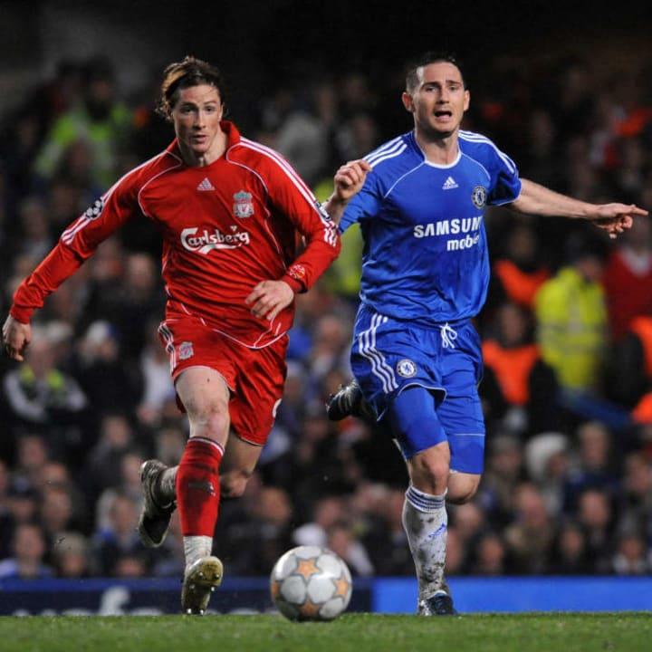 Fernando Torres, Frank Lampard