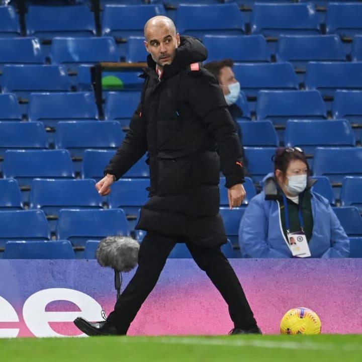 Guardiola wants Garcia to stay