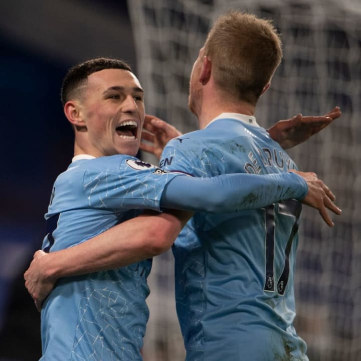 Phil Foden has been in great from early on this season