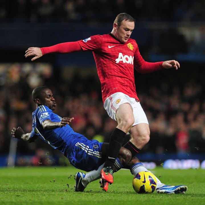 Wayne Rooney, Ramires