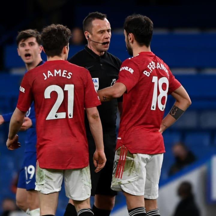 Man Utd keep failing to score against 'Big Six' rivals