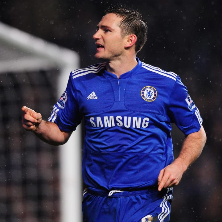 Lampard was a world class player during his own career
