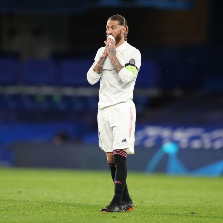 Sergio Ramos has said goodbye to Real Madrid