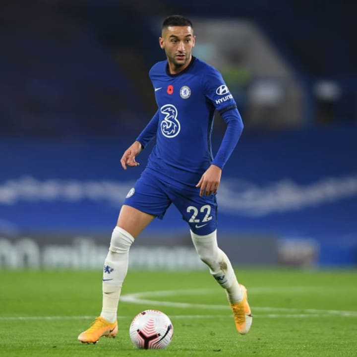Ziyech was excellent this week