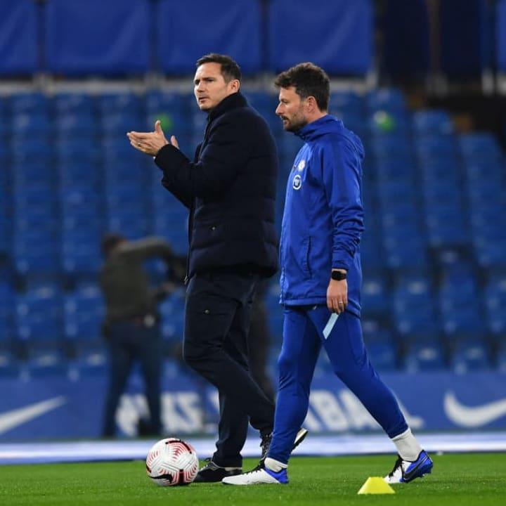 Frank Lampard, Chris Jones