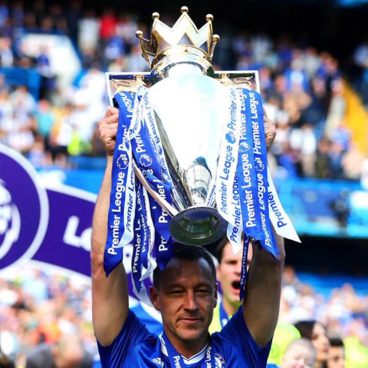 John Terry won multiple Premier League titles