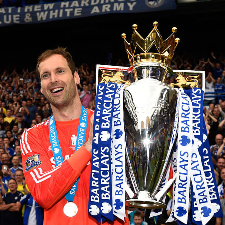 Cech is a legend of the Premier League