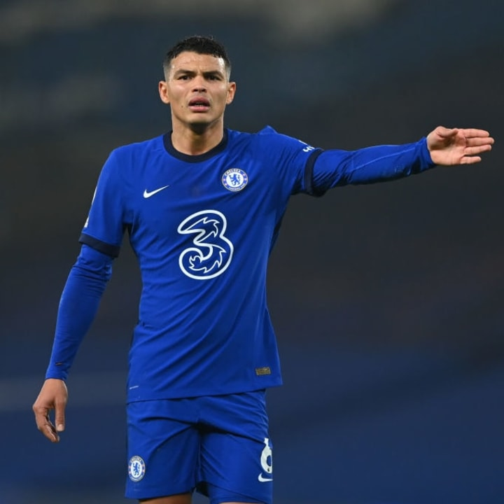 Chelsea want a younger centre-back