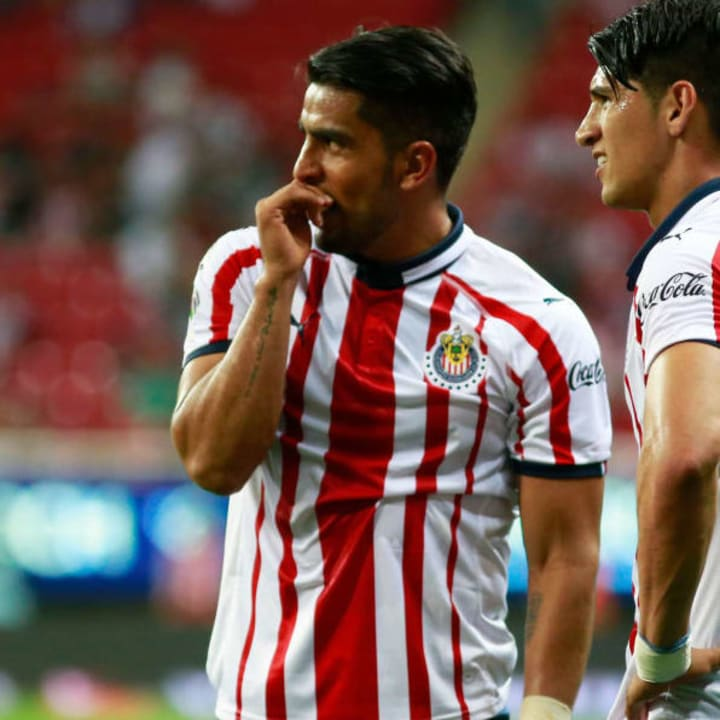 Alan Pulido, Miguel Angel Ponce - Mexican Soccer Player