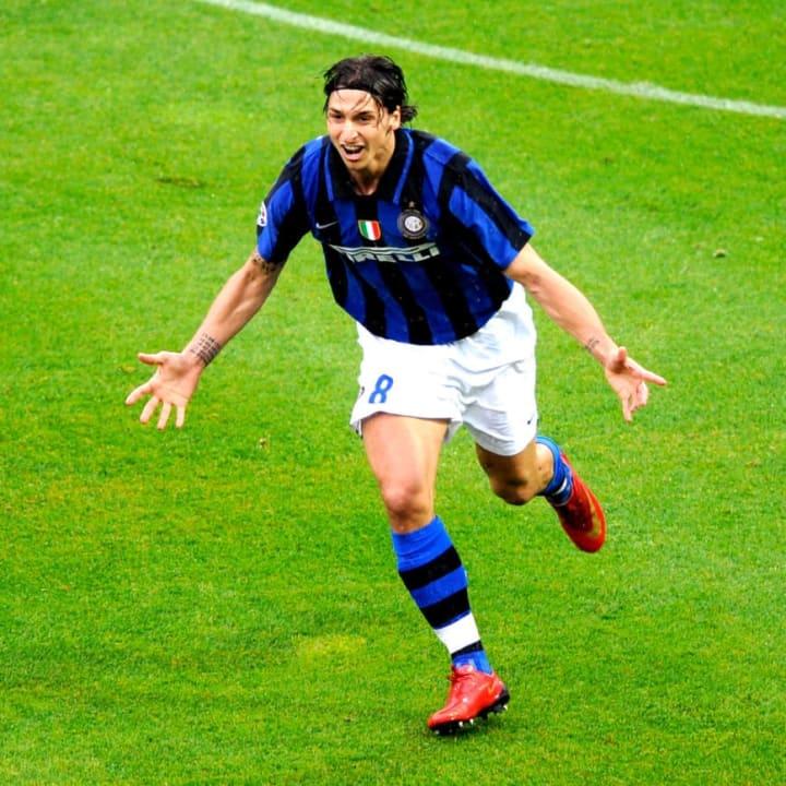 Zlatan Ibrahimovic - Inter