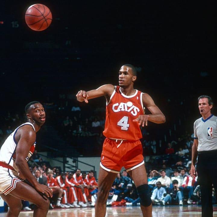 Ron Harper, Houston Rockets, Cade Cunningham