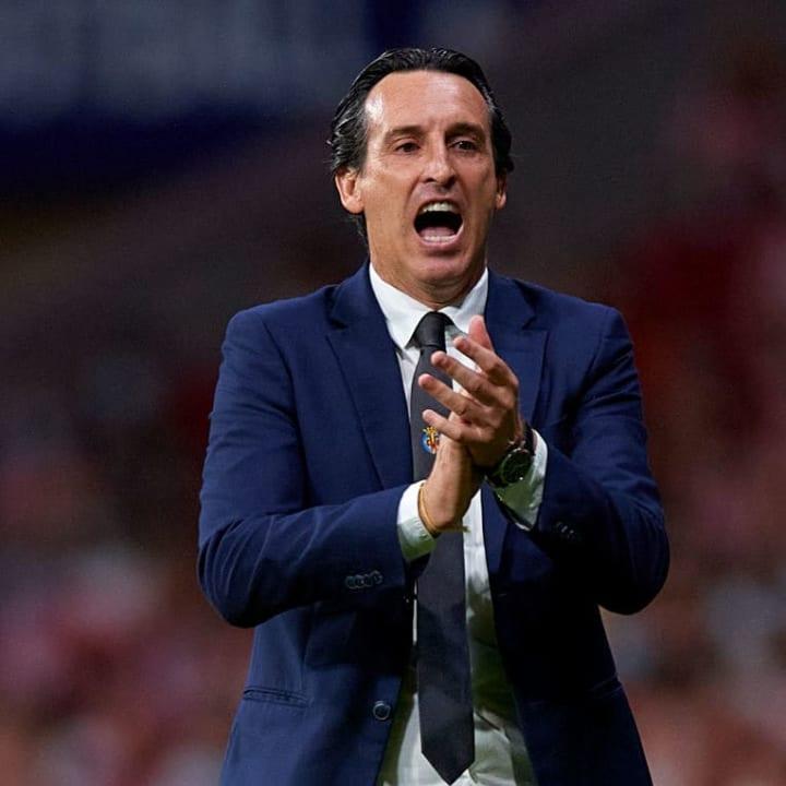 Unai Emery, Manager