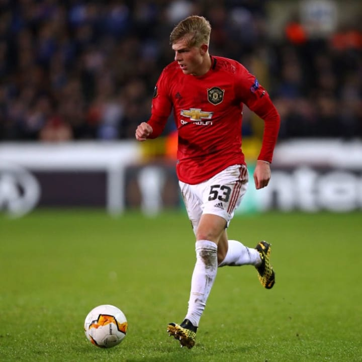 Brandon Williams has established himself as a first-team regular for Man Utd.