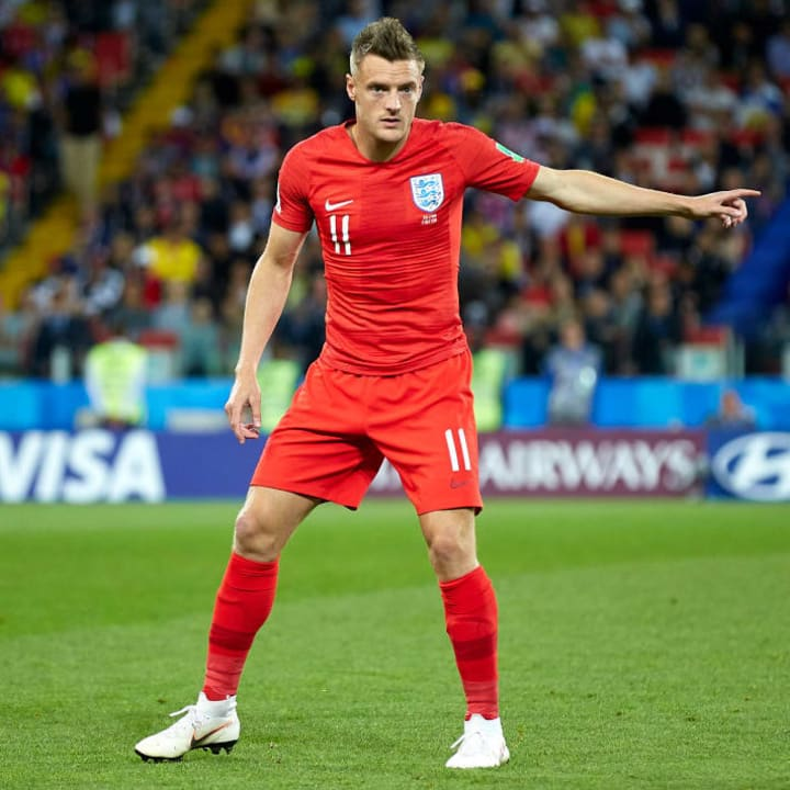 3-5-2 was England's system at the World Cup