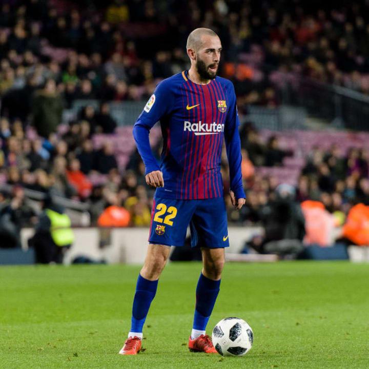 Copa Del Rey 2017-18 - FC Barcelona vs Valencia CF
