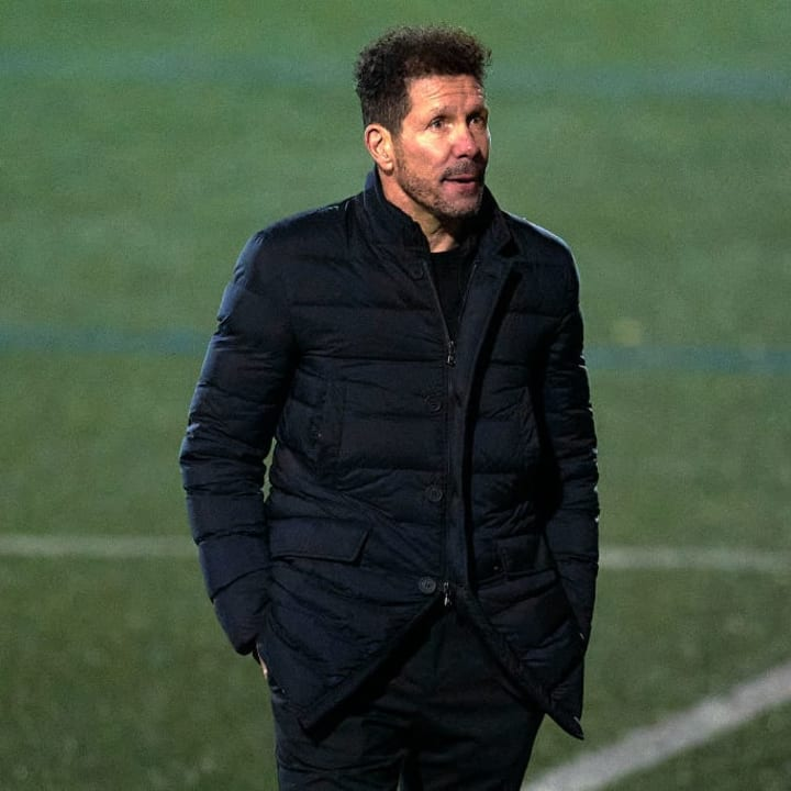 Simeone's reign at Atleti is already an impressive enough tenure