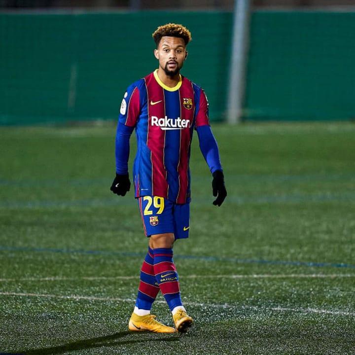 De la Fuente still spends time with the reserves