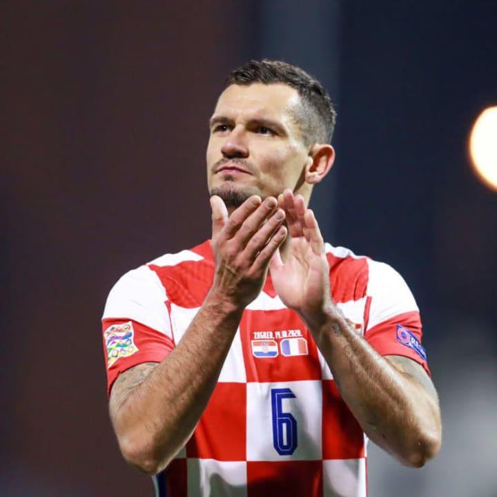 Dejan Lovren is a doubt for Croatia