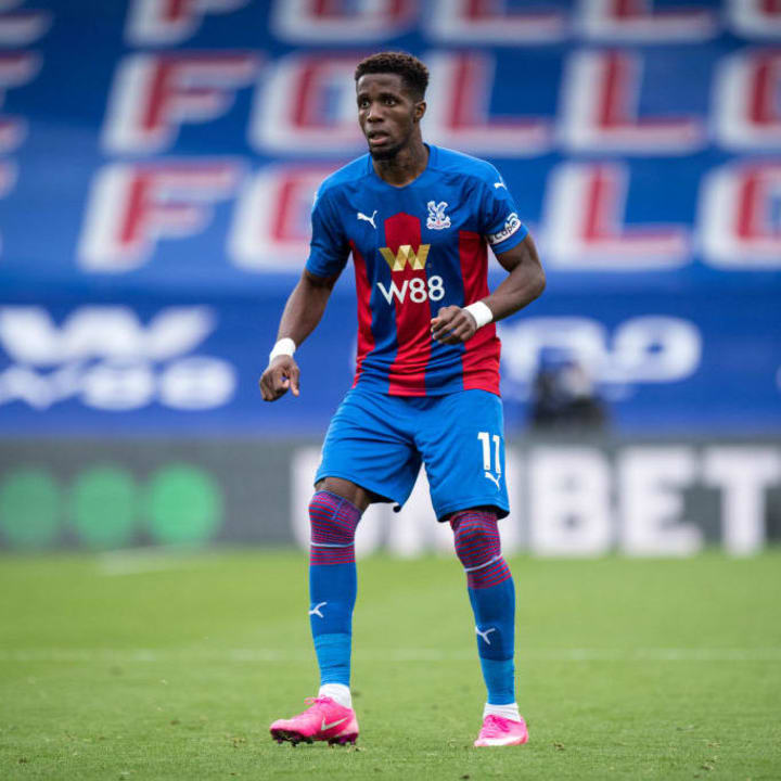 Zaha has starred in the opening few weeks of the season
