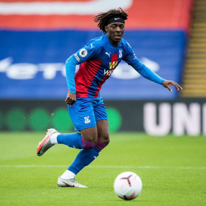 Palace have already brought in Eze