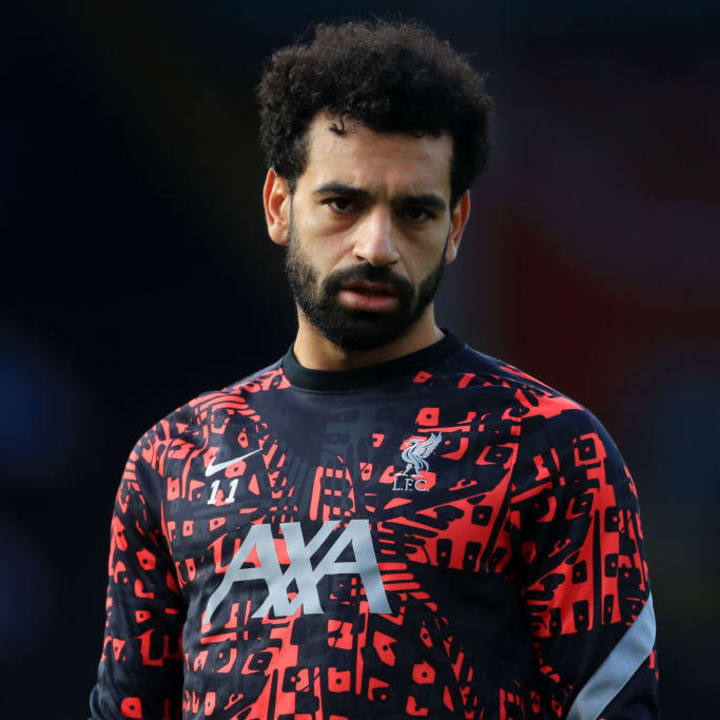 Salah has already been linked with Real Madrid & Barcelona